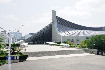 国立代々木競技場(第一・第二体育館)